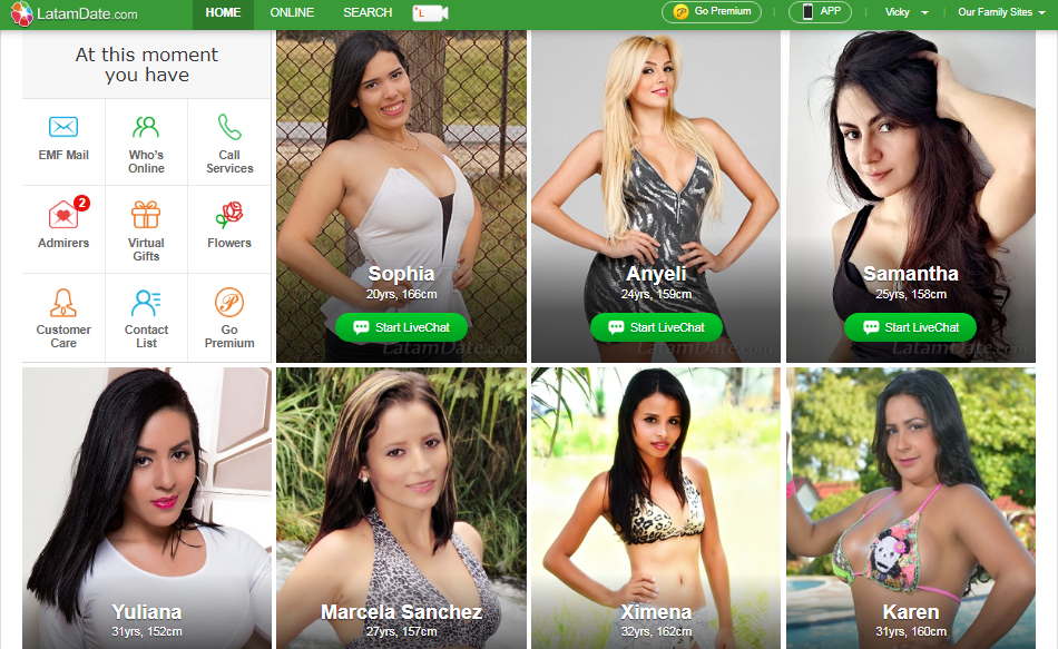 Best latin dating sites for serious or casual relationships