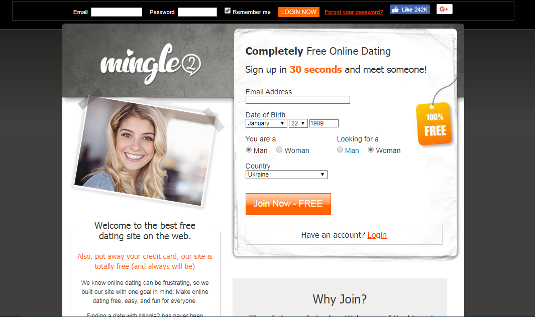 Dating sites promo codes