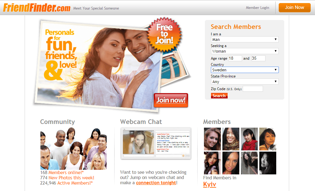 Hookup Sites Adult FriendFinder is going to work most effectively for many individuals for JUST sex