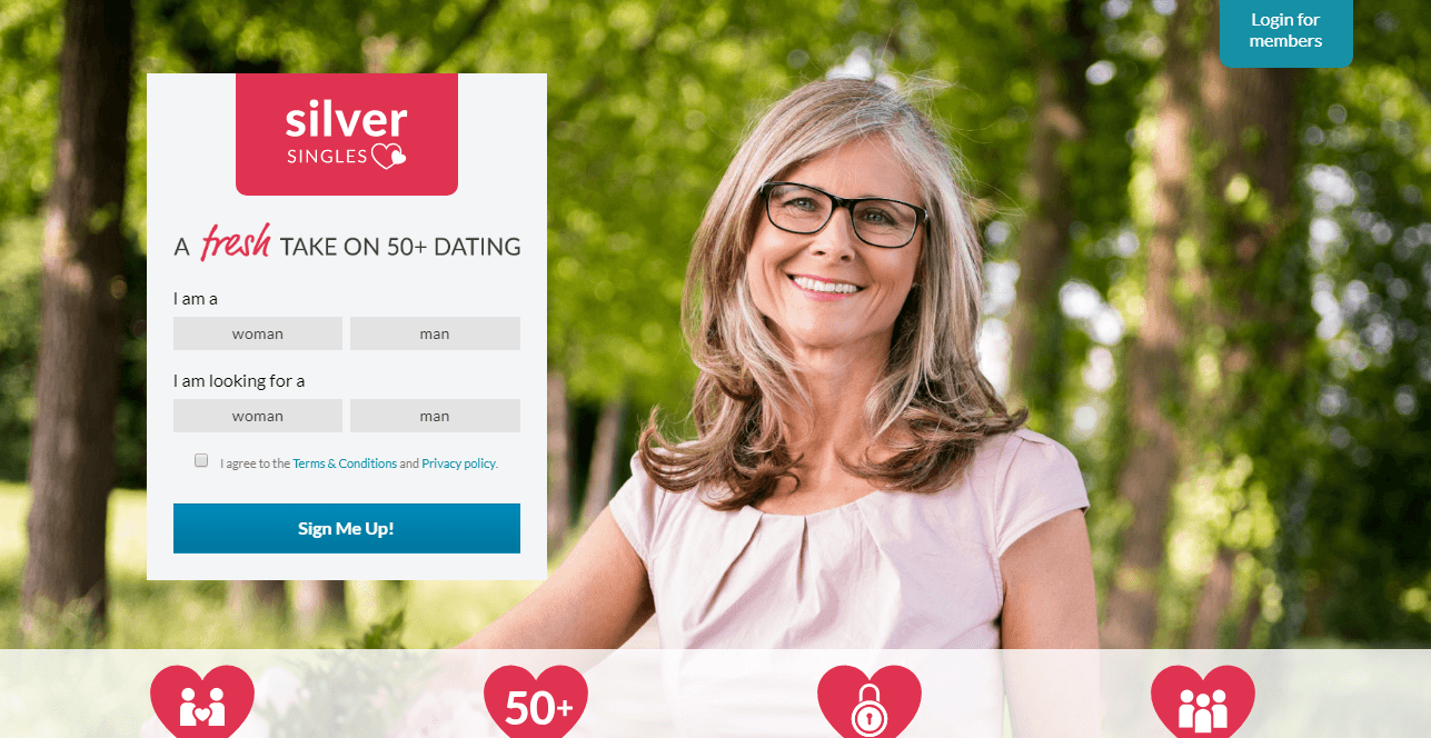 Silver singles dating site reviews