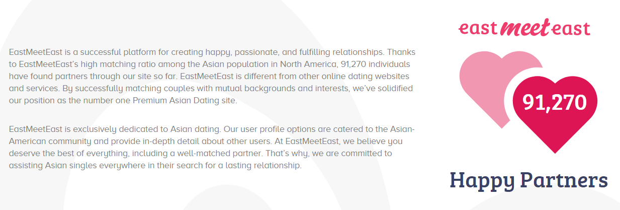number one asian dating site